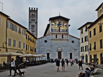 43.San Frediano in Lucca